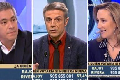 """Luis Balcarce: """"¿La regeneración política de Pedro Sánchez va a venir de la mano de un partido financiado por los sátrapas de Irán?"""""""