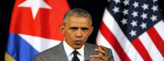"""El 'coscorrón' de Obama a Castro: """"No debe tener miedo a voces diferentes del pueblo cubano"""""""