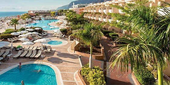 Hoteles: Be Live Family Costa Los Gigantes, premio Travellers' Choice 2016