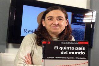 """Begoña Olabarrieta: """"La Unión Europea está invirtiendo más dinero en dispositivos de vigilancia que en dispositivos de acogida"""""""