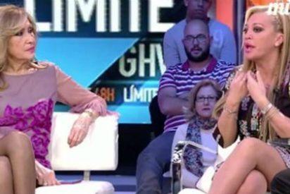 Belén Esteban humilla en directo a Rosa Benito y le deja muy claro quién es 'La princesa del pueblo'
