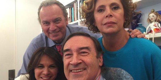 La culpa de la marcha de Bertín Osborne de TVE la tiene... ¡Pedrojota Ramírez!
