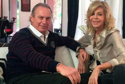Bibiana Fernández le confiesa Bertín Osborne todo su dolor, sus esperanzas y su mayor secreto