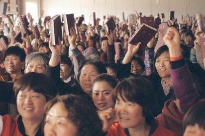 Las iglesias secretas de China que tienen más miembros que el Partido Comunista