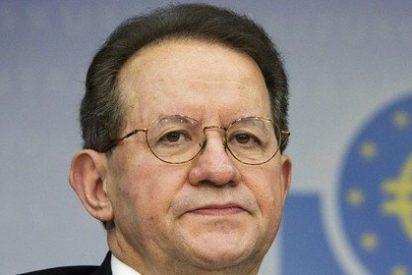 """El BCE dice que su intervención salvó a la eurozona de una """"deflación permanente"""""""