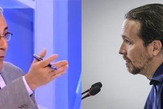 """Bolaño revienta a Iglesias: """"¿Quién coño es este tipejo para asumir el papel de la izquierda durante la Transición?"""""""