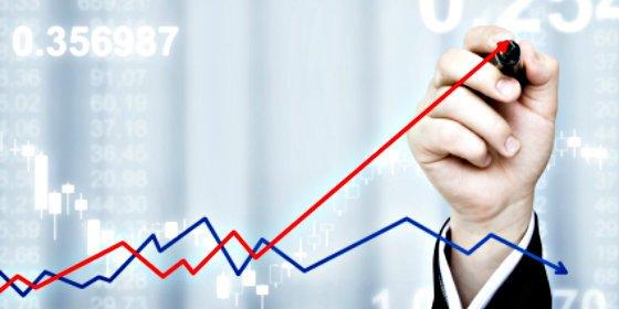 El Ibex avanza un 0,51%, hasta los 8.811 puntos, y acumula una subida semanal del 5,5%