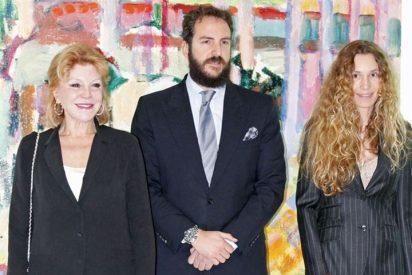 Hacienda acusa a a Borja Thyssen de defraudar 630.000 euros