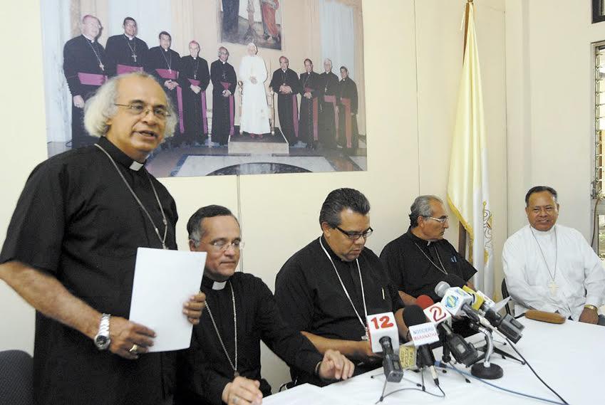 Episcopado de Nicaragua pospone sine die la publicación de un documento sobre la situación del país