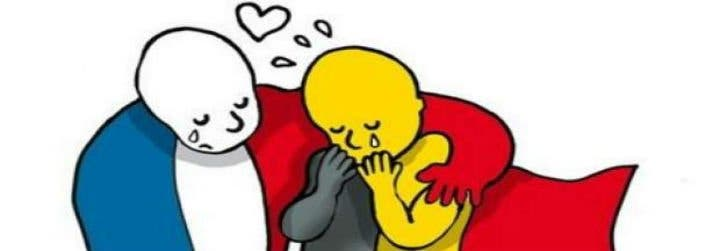 """El Papa condena la """"violencia ciega"""" de los atentados en Bruselas"""