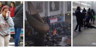 Las acciones de las aerolíneas europeas sufren fuertes caídas tras las explosiones en Bruselas