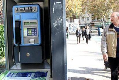 'Ring ring': las cabinas telefónicas tocan a su fin en España