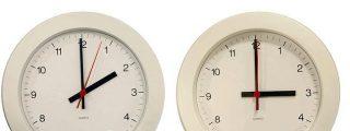 Cambio de hora: ¿pero tienes claro si se adelanta o atrasa el reloj?