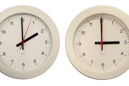 El domingo a las 02.00 se adelantarán los relojes hasta las 03.00