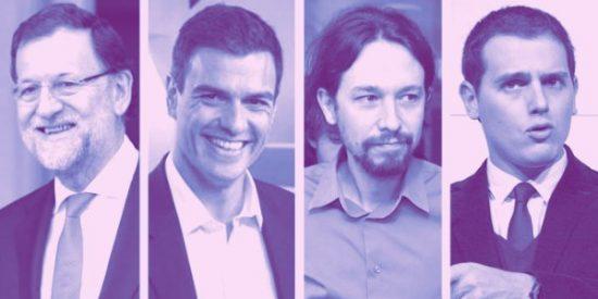 El 'corta y pega' del PSOE, el cachondeo del PP, el cabreo de Podemos y la 'Operación Albert Rivera'