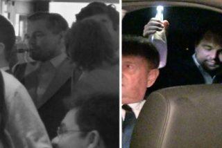 Con este despiste olvida Leonardo Di Caprio su Oscar en un restaurante