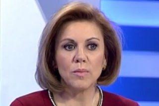 """María Dolores Cospedal: """"En mi vida he visto cosa semejante a esa llamada del juez a Rita Barberá"""""""