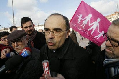 """Philippe Barbarin: """"Nunca, nunca, nunca he encubierto el mínimo acto de pederastia"""""""