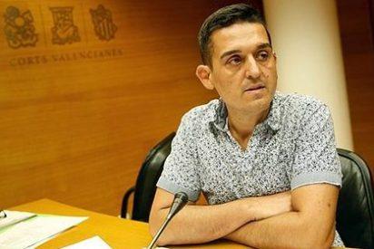 """Un senador de Compromís abate a insultos a César Cadaval (Los Morancos): """"Es un descerebrado"""""""