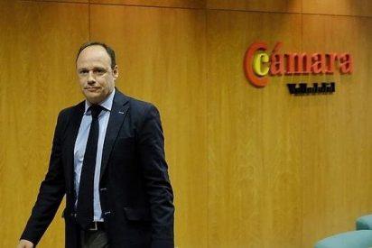 Carlos Villar dimite de la Cámara de Comercio