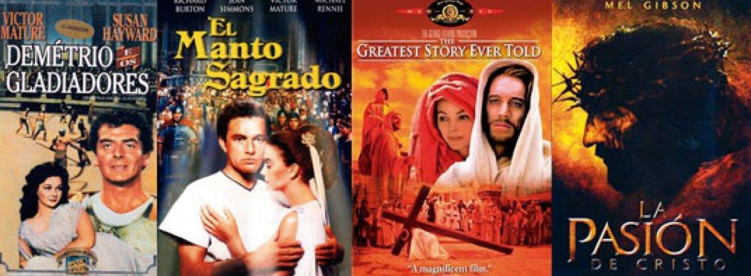 Películas para ver en Semana Santa