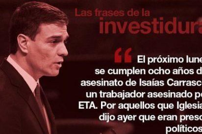 El largo historial de Pablo Iglesias en apoyo del terrorista etarra Arnaldo Otegi