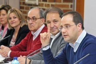 El socialista César Luena arremete contra Pablo Iglesias desde el Parador de Segovia