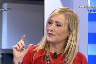 """Cristina Cifuentes: """"En el Ayuntamiento de Madrid hay una falta de competencia preocupante"""""""