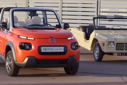 Citroën E-Mehari, el retorno de la diversión