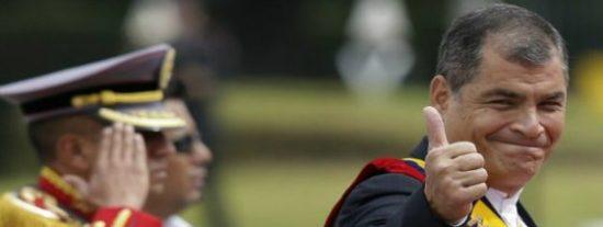 ¿Qué hay detrás de la pugna de Rafael Correa con los militares en Ecuador?