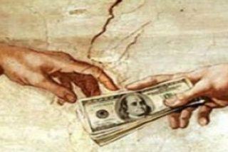 La religión de los corruptos