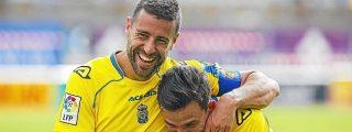 Las Palmas asalta El Madrigal y el Sevilla sufre en Getafe
