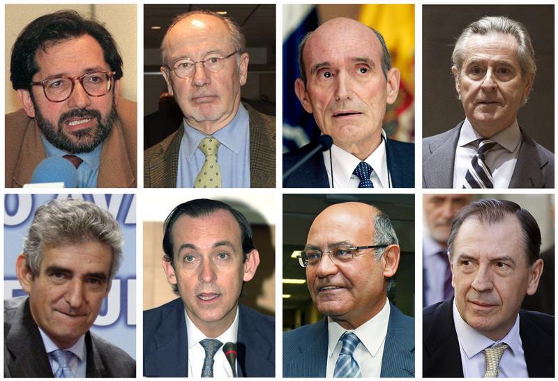 Consejeros de Caja Madrid con 'tarjetas black' dicen que ignoraban su ilegalidad