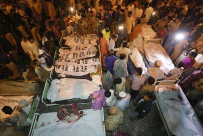 El arzobispo de Barcelona reza por los cristianos asesinados en Pakistán
