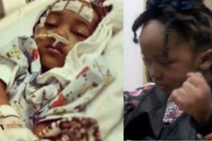 Una niña de cuatro años sufre una lesión cerebral tras ir al dentista