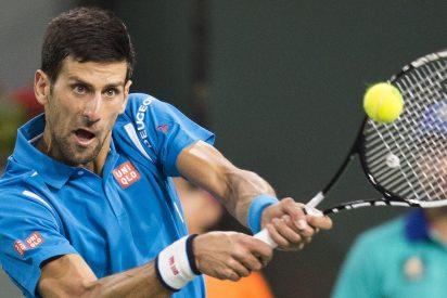 Djokovic repite triunfo en Indian Wells e iguala el récord de Nadal en Masters 1.000