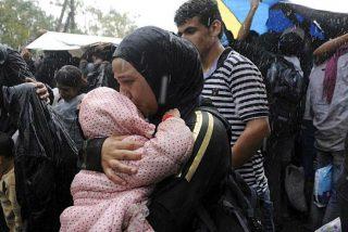 """Mater dolorosa"" de los refugiados"