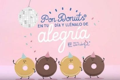 ¡Ojo! Los nuevos donuts además de estar ricos también dicen cosas