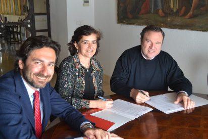 Convenio de colaboración entre la Universidad Loyola Andalucía y la Fundación Santos Mártires