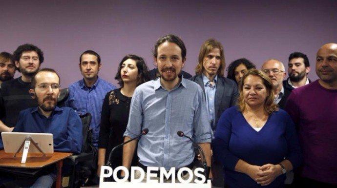 A los mamarrachos de Podemos ya les pintan la cara hasta en su propio terreno: Twitter reacciona y saca las vergüenzas al partido de Pablo Iglesias