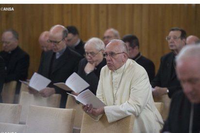 """""""El Señor no soporta a los hipócritas, los comediantes de la fe, los acusadores, los jueces"""""""