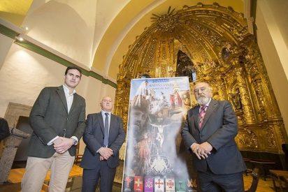 Nava del Rey presentó su Semana Santa en Ávila