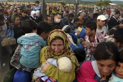 La ruta de los Balcanes, cerrada a los emigrantes económicos y también a los refugiados