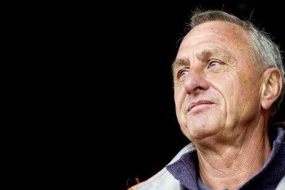 Bronca entre el Barça y la familia Cruyff