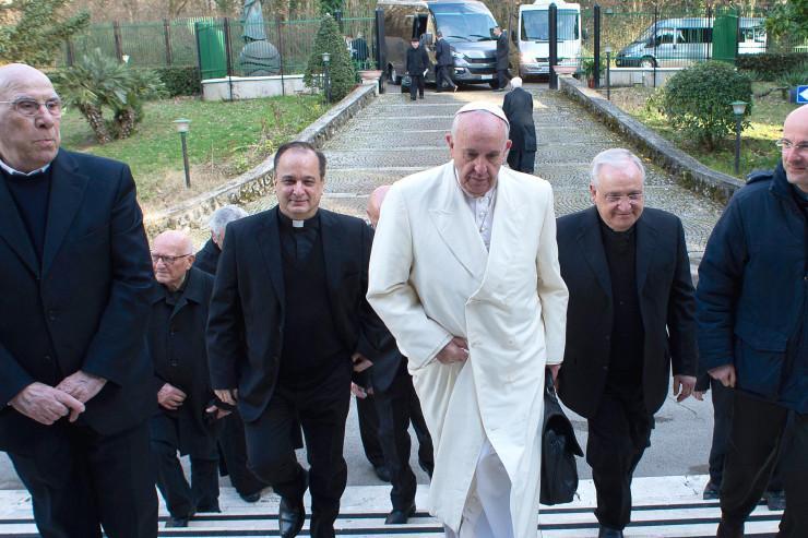 "Ermes Ronchi: ""La Iglesia anuncia a Cristo y no a sí misma"""