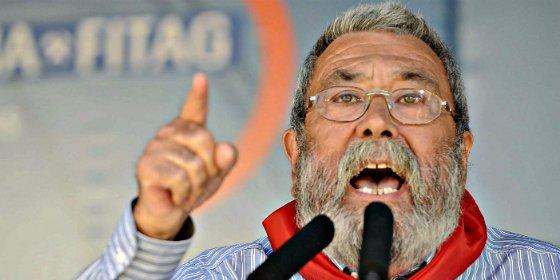 Méndez (UGT) incluye a Ciudadanos entre los partidos del cambio y apuesta por una gran coaliación ajena al PP