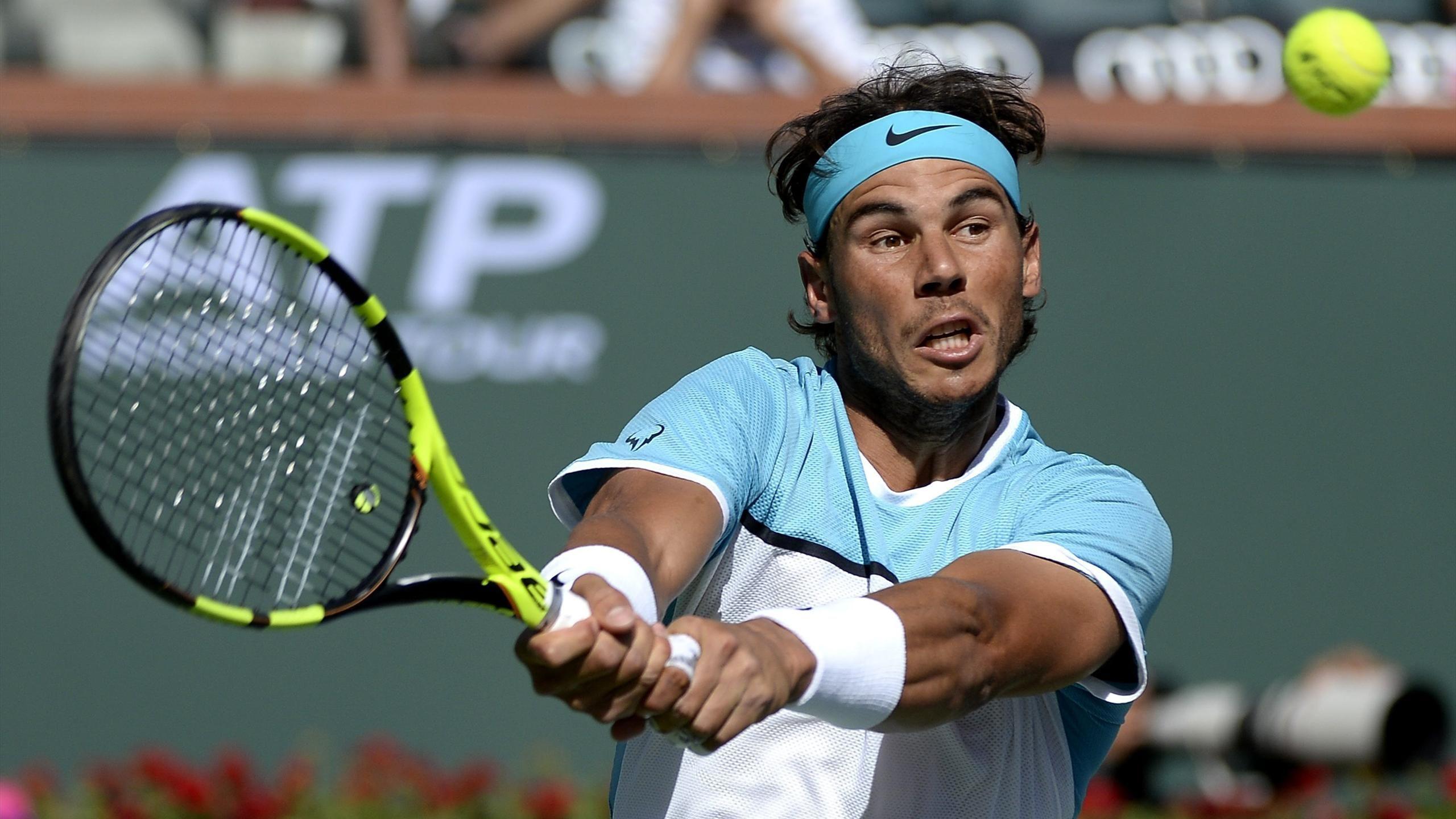 Un gran Nadal tutea a Djokovic pero termina cayendo en la semifinal en Indian Wells