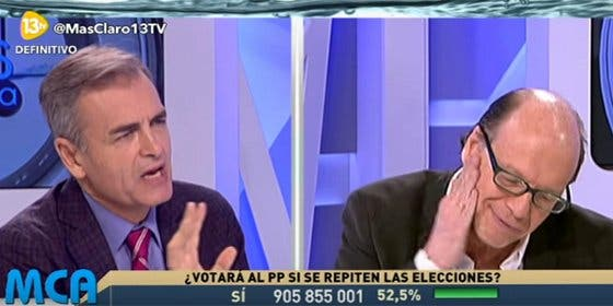 "Broncazo entre Carmelo Encinas y Jaime González: ""¡Qué demagogo barato eres!"""