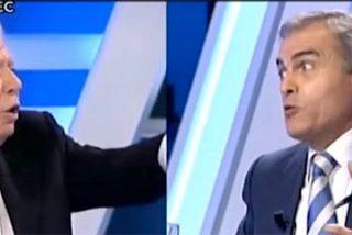 """Carmelo Encinas deja en evidencia a Corcuera: """"Usted intentó amordazarme en la SER"""""""