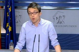 Íñigo Errejón rompe su silencio: tibia defensa de Sergio Pascual y sumisión cobarde a Iglesias